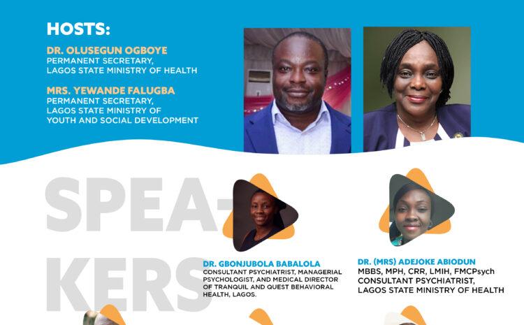 LAGOS STATE WELLNESS CENTER (LASWELL): AWARENESS AND SENSITIZATION